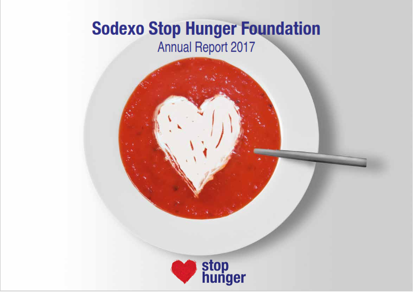 Sodexo Stop Hunger Foundation report